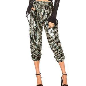 Tularosa Pants - Tularosa sequin pants (also selling set) small